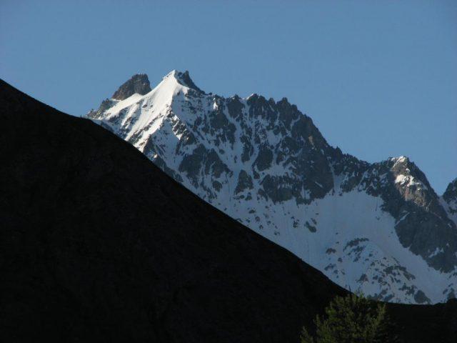 Décor somptueux au refuge de la Chamoissière – Villar d'Arène – La Grave