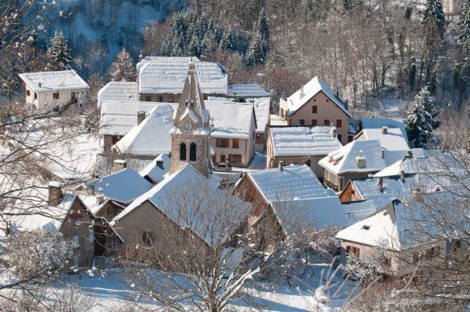 Oz village mairie