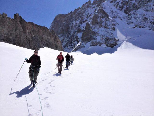 Balade découverte du glacier de la Girose – La Grave