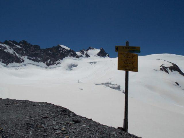 Glacier de la Girose – La Grave
