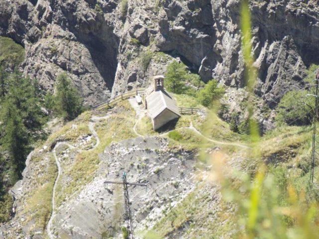 La Chapelle Notre-Dame de Bon Repos – Le Chazelet – La Grave