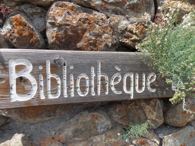 Bibliothèque et médiathèque – La Grave