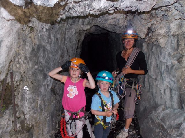 Via Cordata des Mines du Grand Clot – La Grave