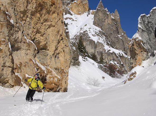 Ski en toute liberté – Ski de randonnée – La Grave