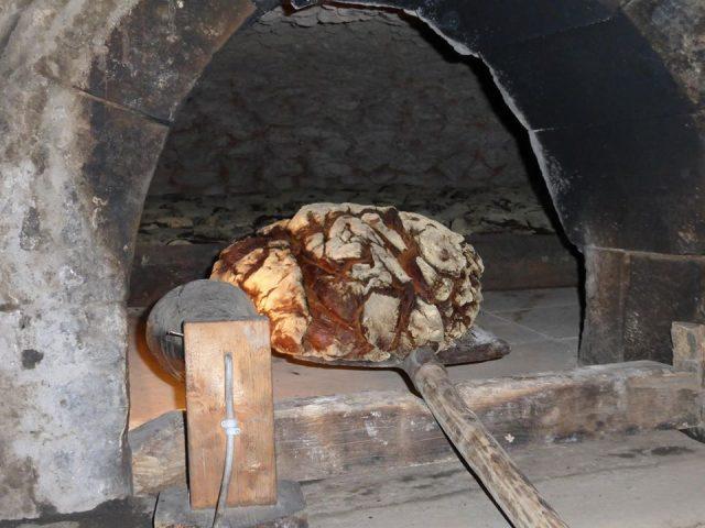 Four à pain du Chazelet – La Grave