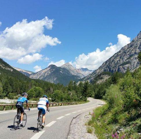Edelweiss Cyclo Tour – La Grave