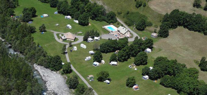 Camping Le Gravelotte – La Grave