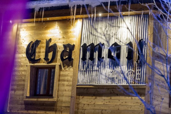 Restaurant & bistrot Le Chamois Lodge