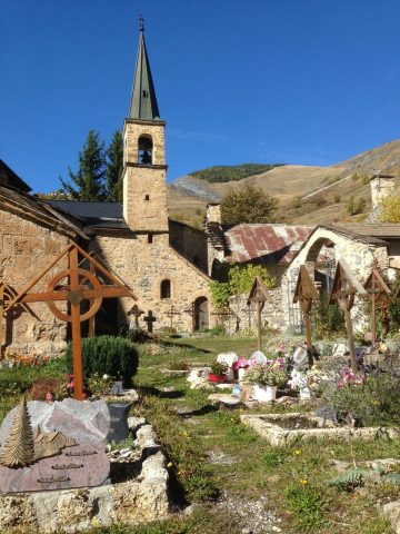 Chapelle des Pénitents Blancs – La Grave