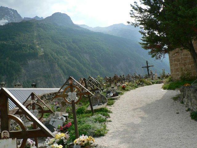 Tour des hameaux de la Grave – Le Plein d'air – La Grave
