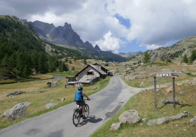 Vélo-rando avec Fabien Dupuis