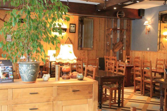 Restaurant Les Glaciers – La Grave
