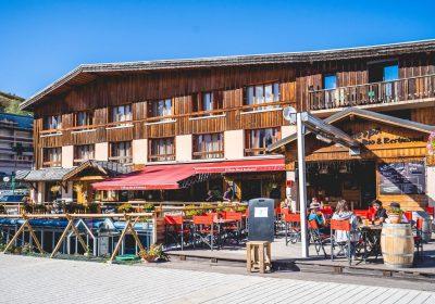 Restaurant Le Sherpa
