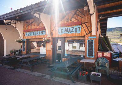 Restaurant Le Mazot