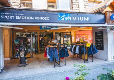 Sport Emotion Venosc – Skimium