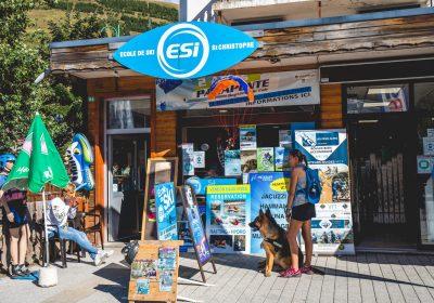 Cours et leçons de ski et snowboard Ecole de Ski Internationale St Christophe – ESI