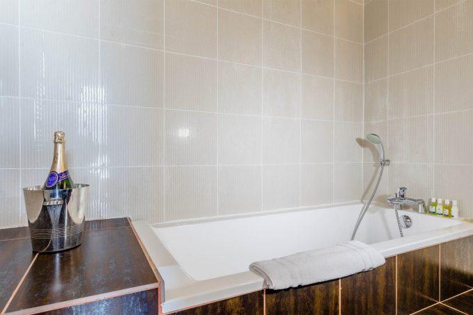 Suite Duplex – salle de bain