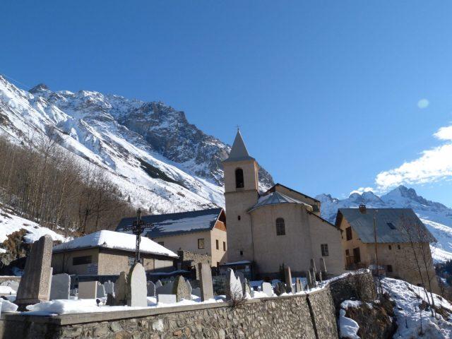 st christophe en oisans village