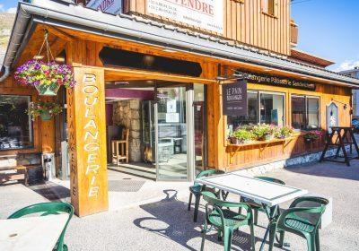 Boulangerie Salon de thé – Au fil du temps