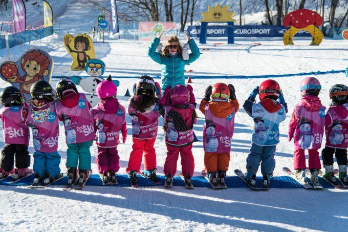 Jardin d'enfants Ecole de Ski Internationale St Christophe