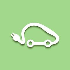 Borne de recharge pour véhicule électrique