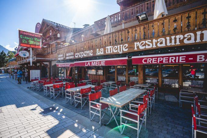 Restaurant La Meije