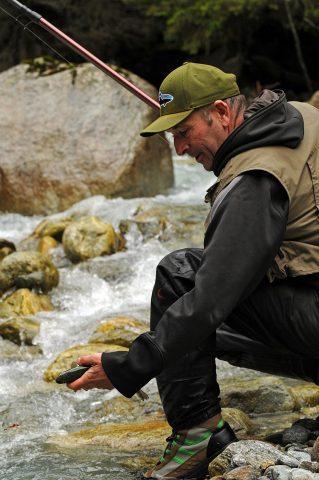 Roland Claudel – guide de pêche