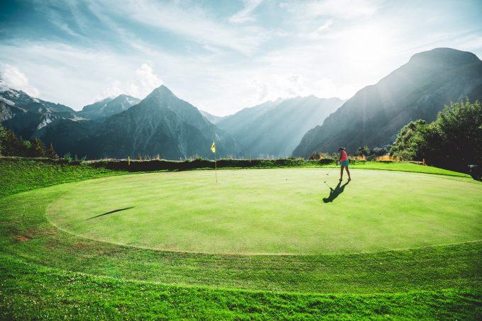 Golf des 2 Alpes
