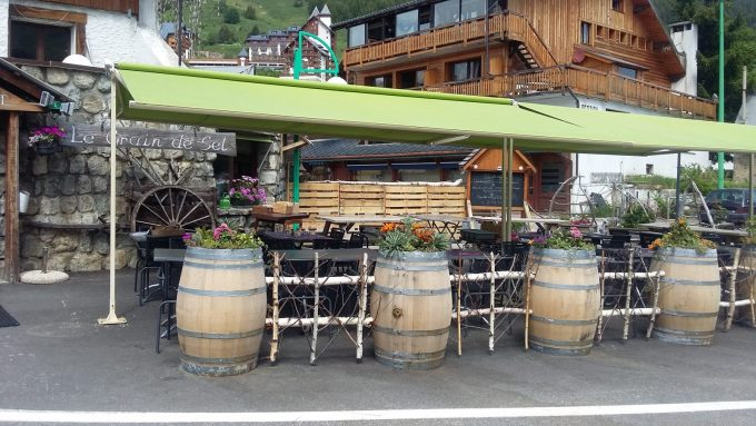 Restaurant Grain de Sel