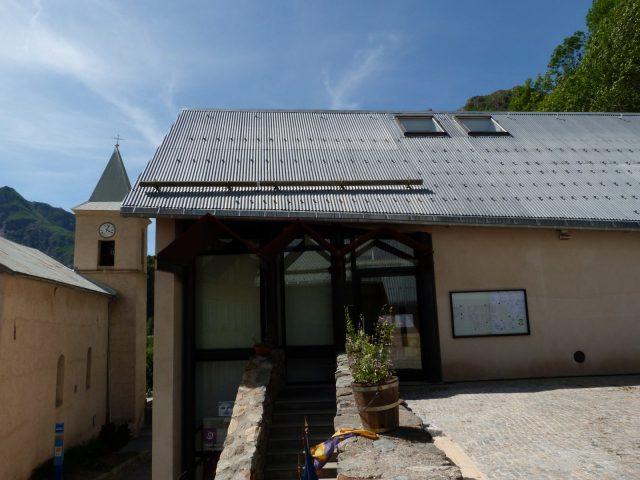 Mairie St Christophe en Oisans