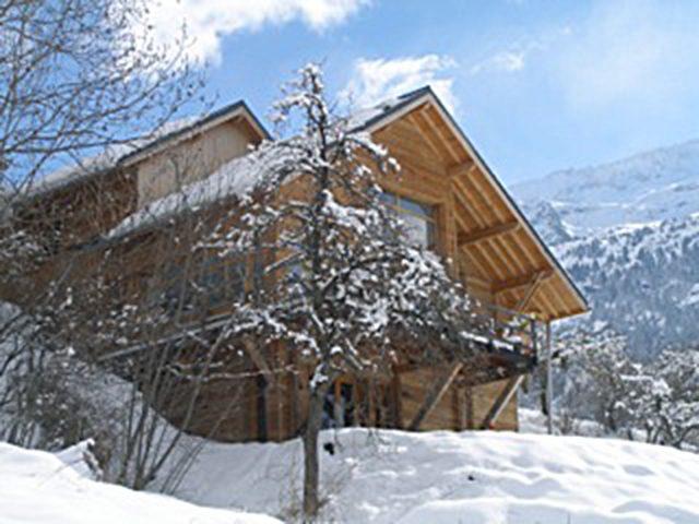 The Mountain Lodge