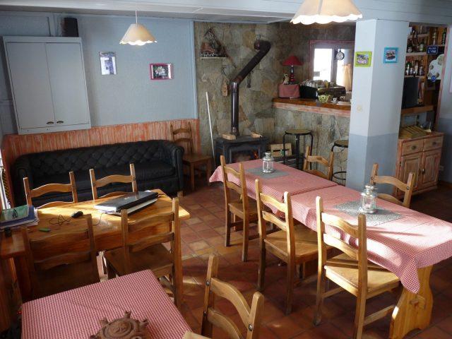 Plan du lac restaurant