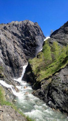 Cascade de Pont Ferrand