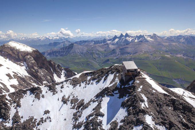 Le Pic Blanc (3 300m)