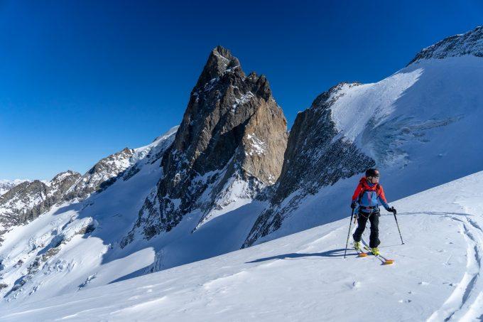Ski les Enfetchores La Grave La Meije