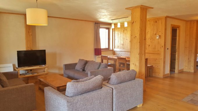 LE CORTINA N°24 Appartement 6 personnes