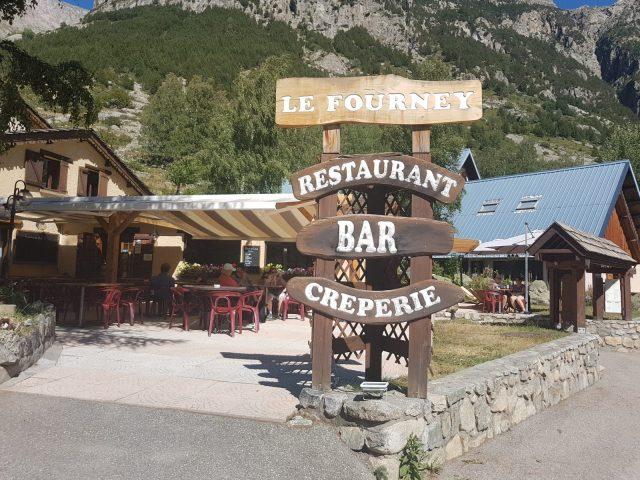 Restaurant le Fourney
