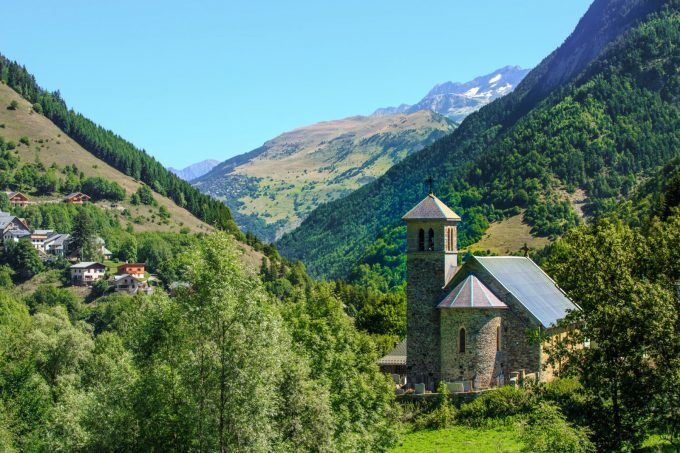 Hameau de La Pouthuire et La Poyat – Ornon