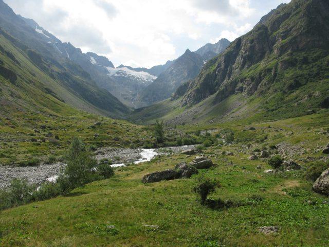 vallée de la Lavey