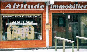 Agence Altitude Immobilier