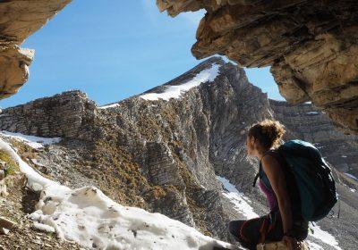 Bouquette Amandine – Accompagnatrice en montagne