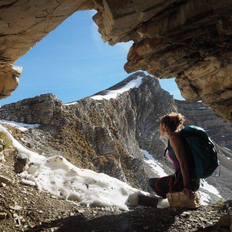 Accompagnatrice en montagne à La Grave et Villar d'arène