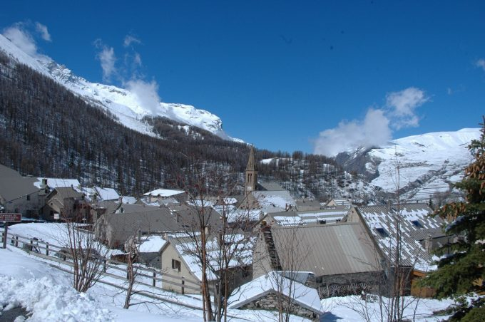 Villar d'Arène pays de la Meije