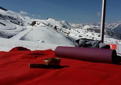 Snow Yoga : Découverte