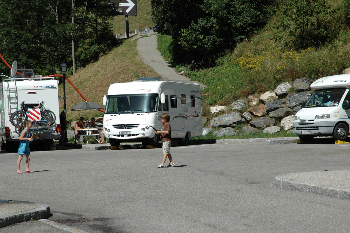 Accueil / Aire de Camping-Cars