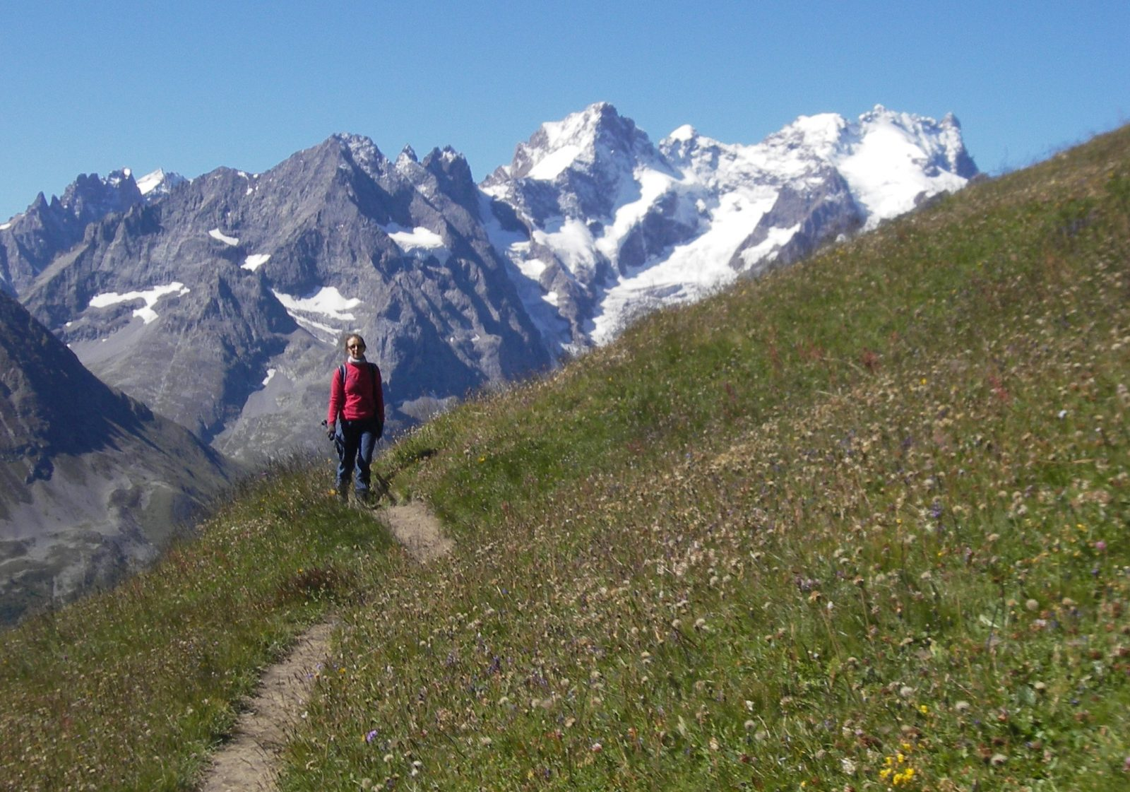 French Alps Trekking sorties