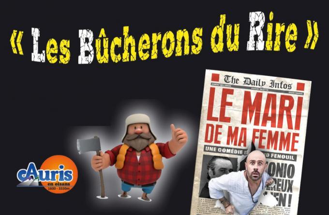 Visuel Bucherons du Rire