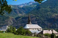église bourg d'oisans