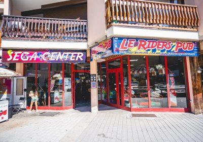 Salle de jeux – Sega Center Le Palace