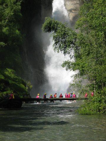 Cascade de Lanchâtra